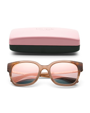 52mm Caelyn Square Designer Sunglasses