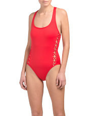 Tied And True One-piece Swimsuit