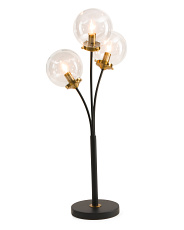 Boudreaux 3 Light Table Lamp