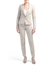 Ivory Beige Suit Collection