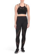 Quintessential Bra And High Waist Leggings Collection