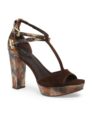 image of Paloma Strap Pump