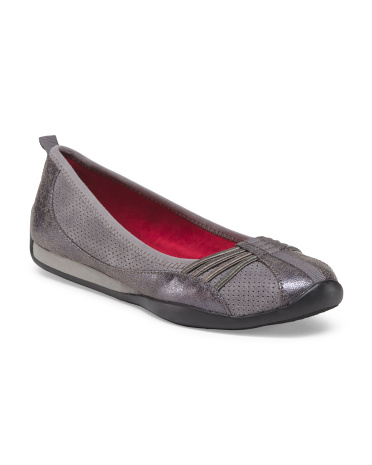 Vilmer Perforated Slip On Shoe