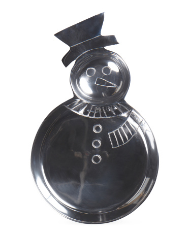 Made In India Snowman Server