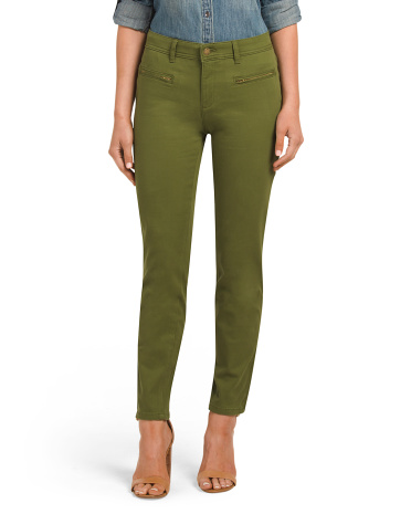 Moto Ankle Pant