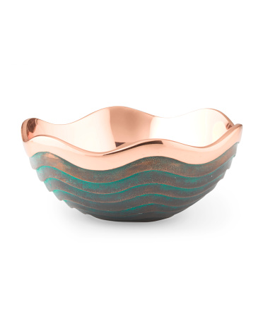 Made In India Copper Canyon Bowl