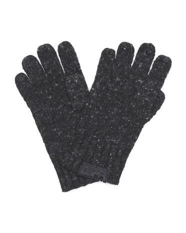 Wool Blend K Ottante Gloves