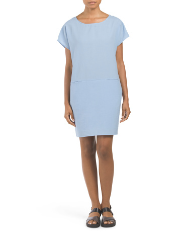 Juniors Made In USA Shift Dress