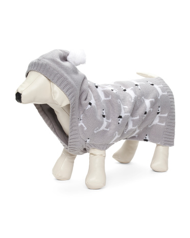 Bailey Dog Sweater