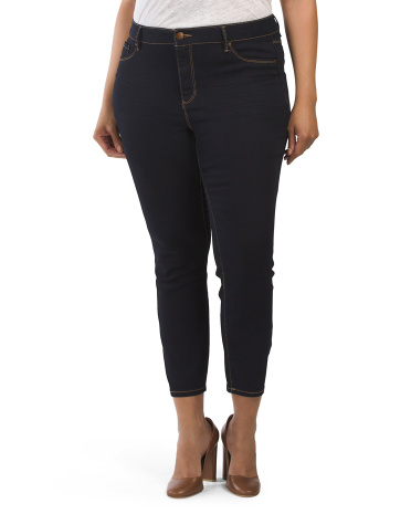 Plus Stretch Skinny Jeans