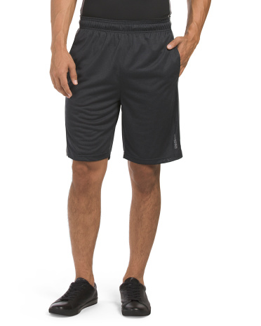 Heathered Training Short