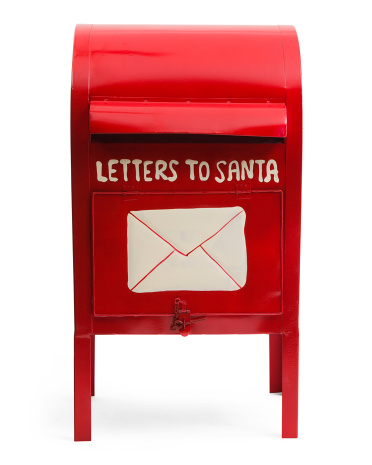 letters to santa mailboxes 20in letter to santa mailbox rustic woodland t j maxx 17925 | tjx?set=DisplayName[e3],prd[1000146724 NS1003538],ag[no]&call=url[file:tjxrPRD2
