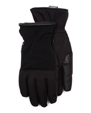 Soft Shell Stretch Gloves