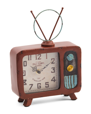 Decorative Radio Clock