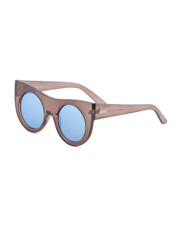 Double Cross Sunglasses