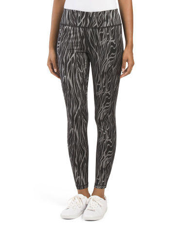 Printed Bamboo Leggings