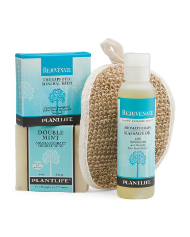 Therapy Spa Kit-Rejuvenate