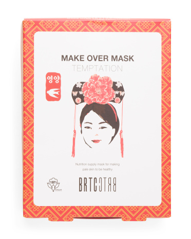 Made In Korea 10pk Make Over Mask Temptation