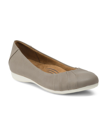 Round Toe Ballet Flats