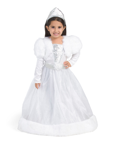 ice princess costume little girls 2t 6x tjmaxx