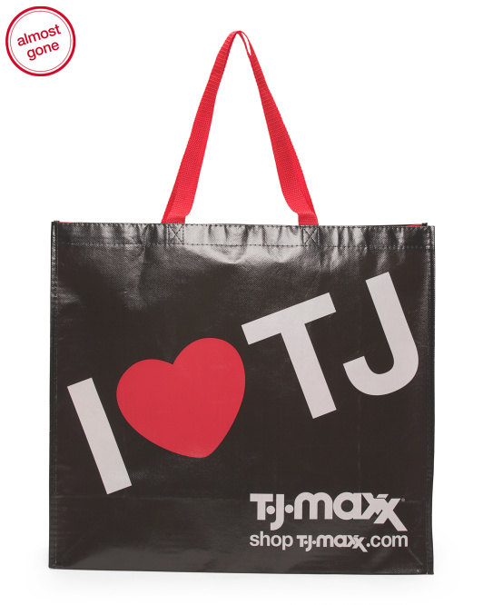 I Love TJ Reusable Bag