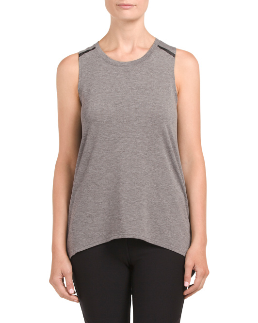 Double Layer Mesh Tank