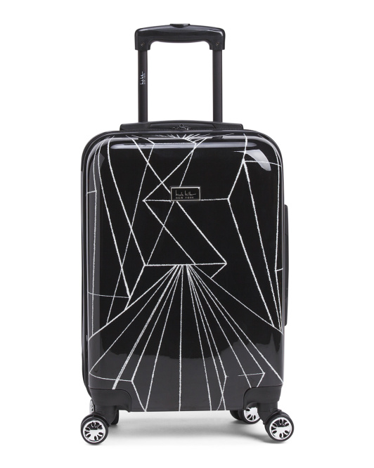 20in Linear Hard Case Carry-On Spinner
