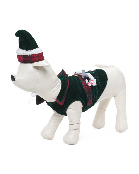Elf Tools Dog Costume
