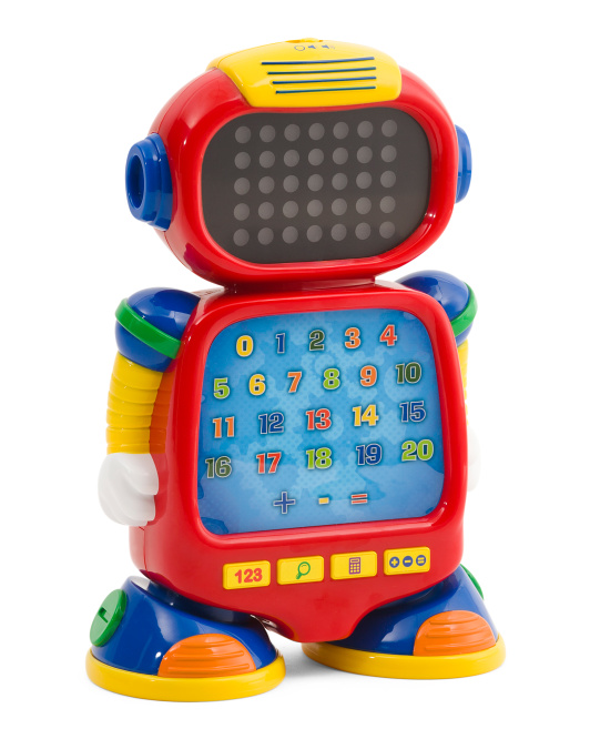 Touch And Learn Mathematics Bot