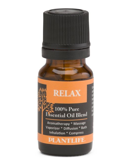 Essential Oil Blend-Relax
