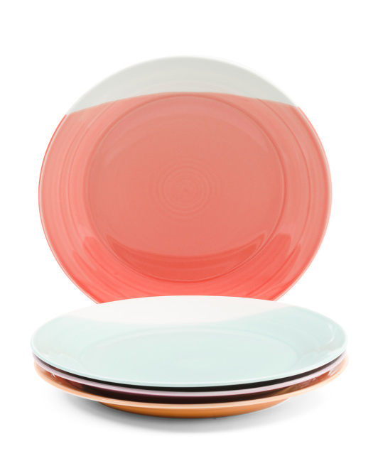 4pc 1815 Brights Plate Set