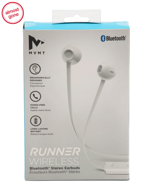 Runner Bluetooth Earbuds