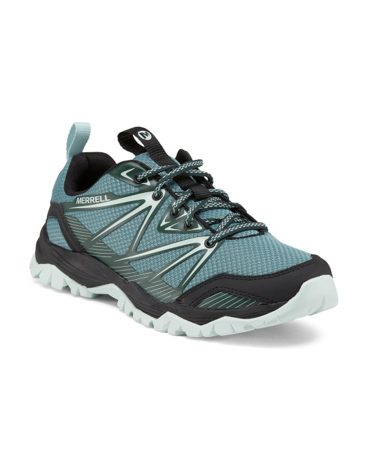Breathable Performance Trail Sneakers