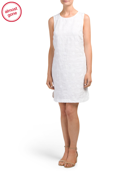 Linen Horizontal Dress