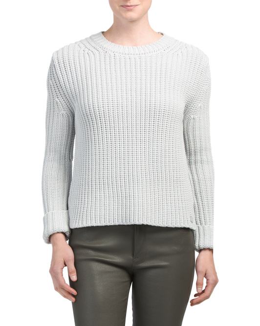 Clove Hitched Sweater