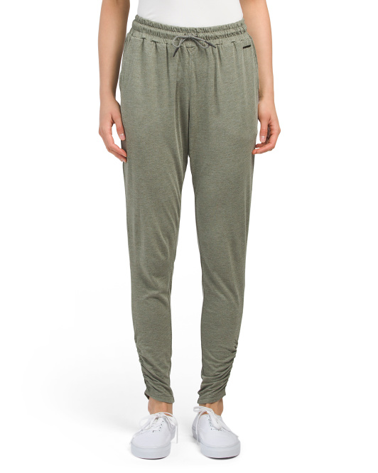Relaxed Drawstring Joggers