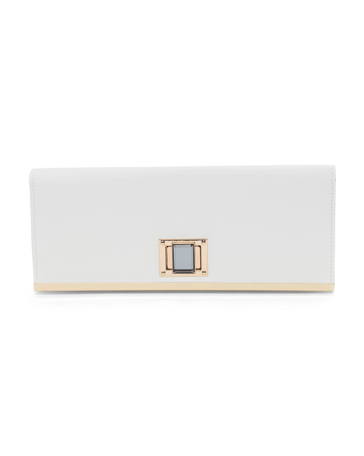 Jewel Closure Clutch