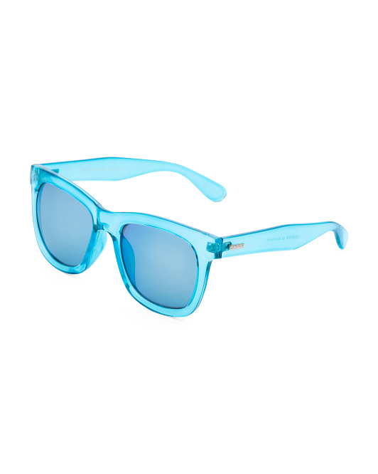 Fashion Sunglasses With Pouch