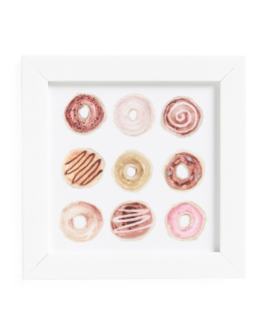 9x9 Mini Donut Magnet Board