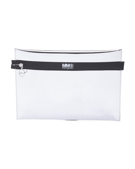 Made In Italy Mirror Pouch