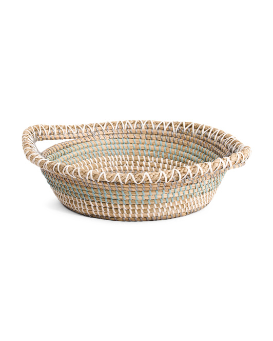Seagrass Storage Bowl