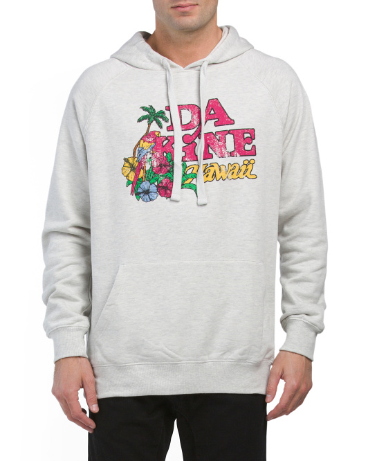 Mauie Wowie Pullover Hoodie