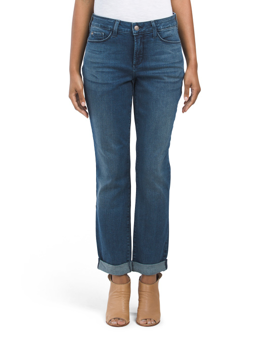 Made In USA Leann Boyfriend Jeans
