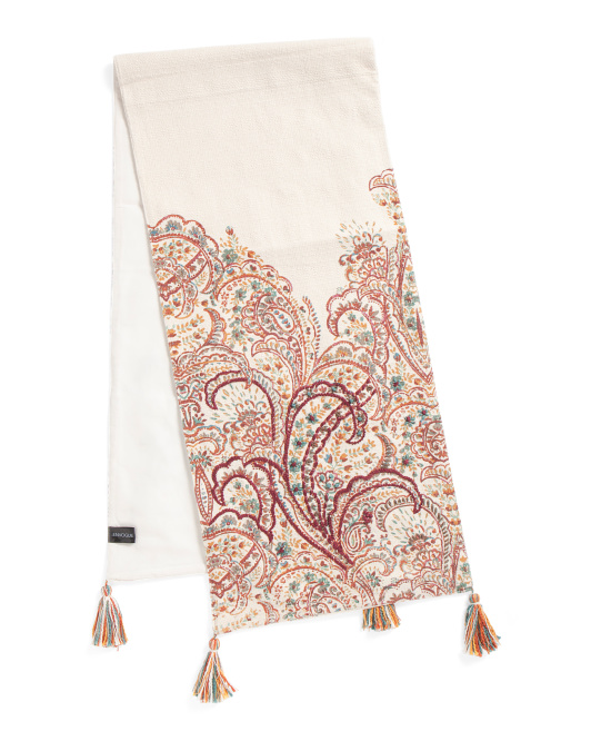 Made In India Laverna Table Runner
