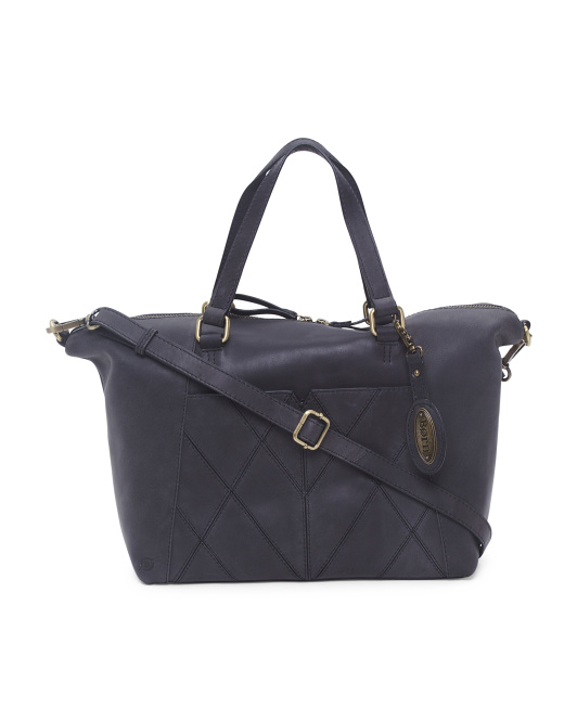 Bronco Arlynn Leather Tote