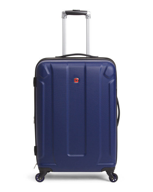 24in Spinner Abs Hardside Carry-on