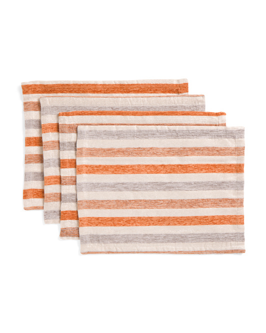 Made In India Set Of 4 Ishana Placemats