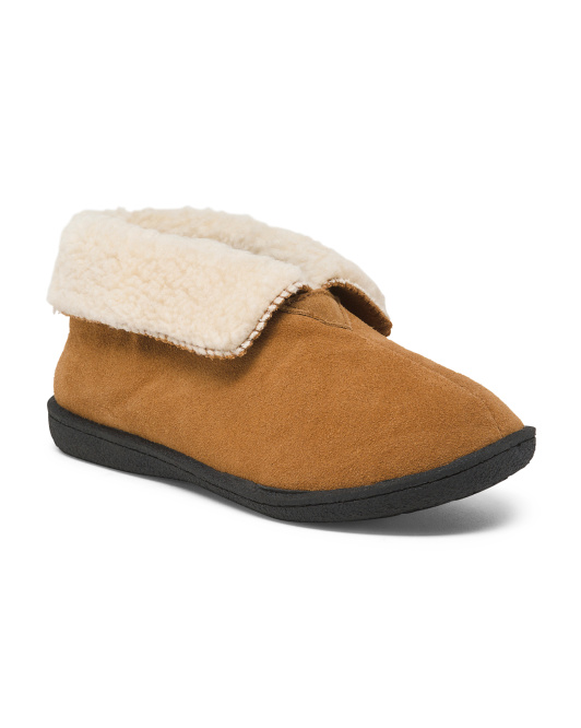 Lodge Bootie Slippers