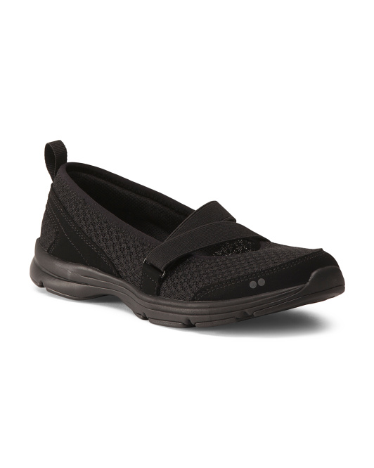 Memory Foam Slip-on Comfort Sneakers