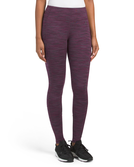 Double Brushed Run Tights